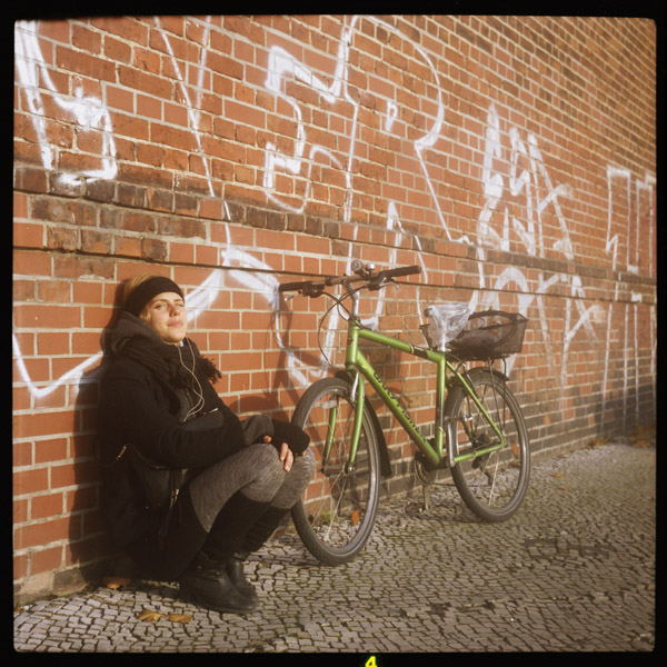 wedding, studentIn, mitte, martha, 26 - Pieces of Berlin - Book and Blog