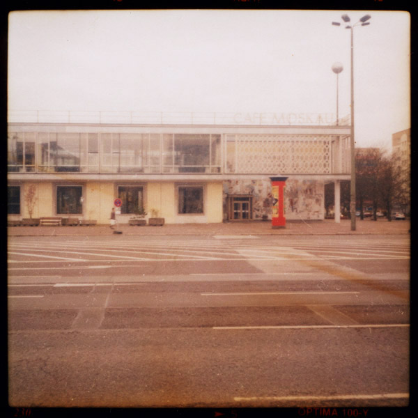 moskau, karl marx allee, c-print, berlin - Pieces of Berlin - Book and Blog
