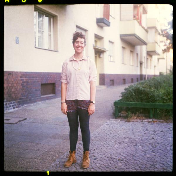 usa, studentIn, new york, berlin, alyssa, 22 - Pieces of Berlin - Book and Blog