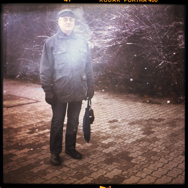 rentnerIn, portrait, manfred, ddr, berlin, 73 - Pieces of Berlin - Book and Blog