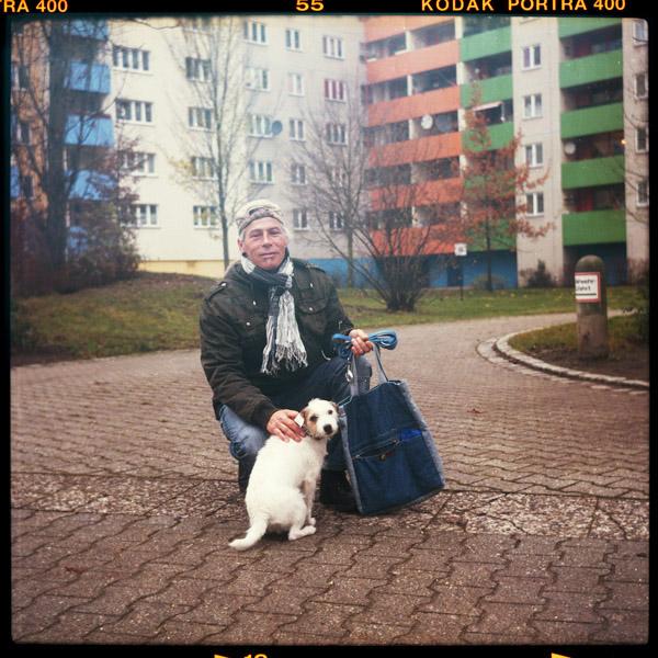staaken, spandau, rentnerIn, portrait, kersten, berlin, 51 - Pieces of Berlin - Book and Blog