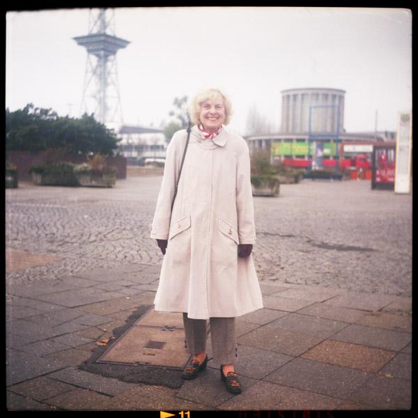 wilmersdorf, statistIn, portrait, marita, mahlsdorf, hausfrau, berlin, 71 - Pieces of Berlin - Book and Blog