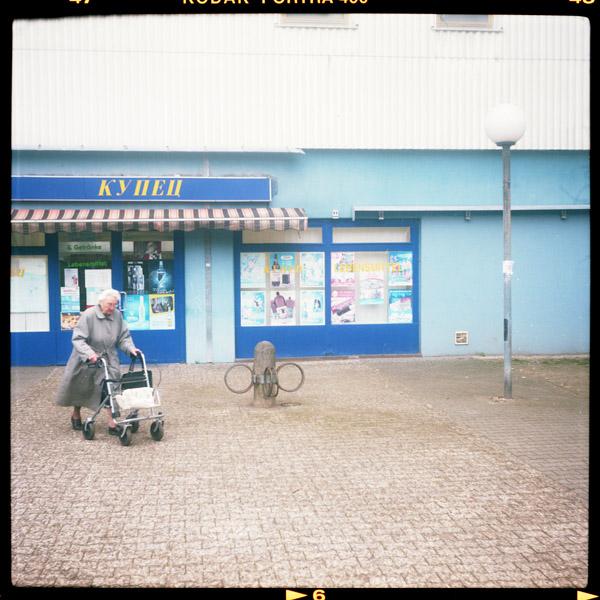 staaken, spandau, shopping, russia, berlin - Pieces of Berlin - Book and Blog