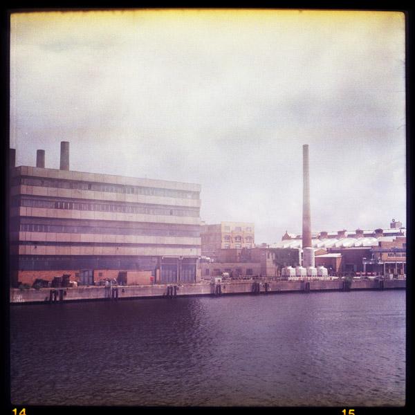 print, oberschöneweide, fabrik, berlin - Pieces of Berlin - Book and Blog