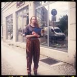 salvador allende viertel, rentnerIn, köpenick, hannelore, 70 - Pieces of Berlin - Book and Blog