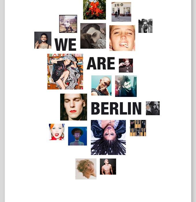 exhibition, berlin - Pieces of Berlin - Book and Blog