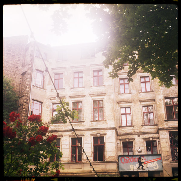 mitte, berlin, ballhaus - Pieces of Berlin - Collection - Blog