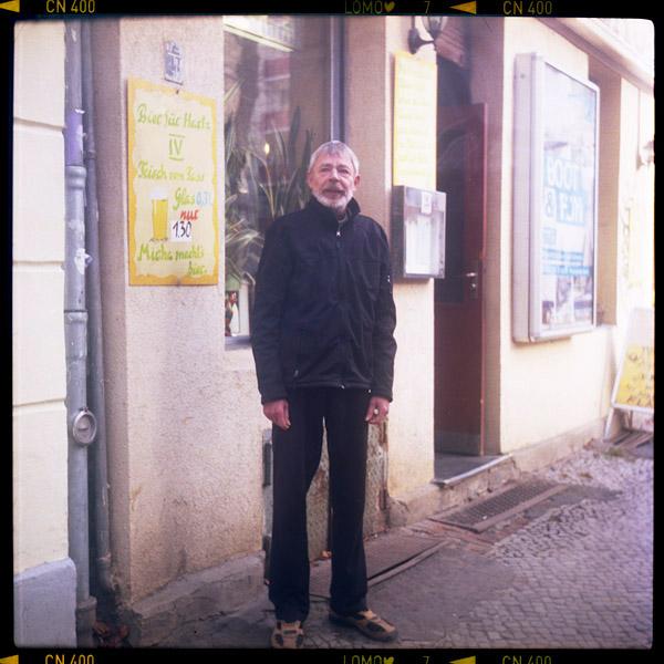 rixdorf, portrait, neukölln, micha, kneipe, berlin - Pieces of Berlin - Book and Blog