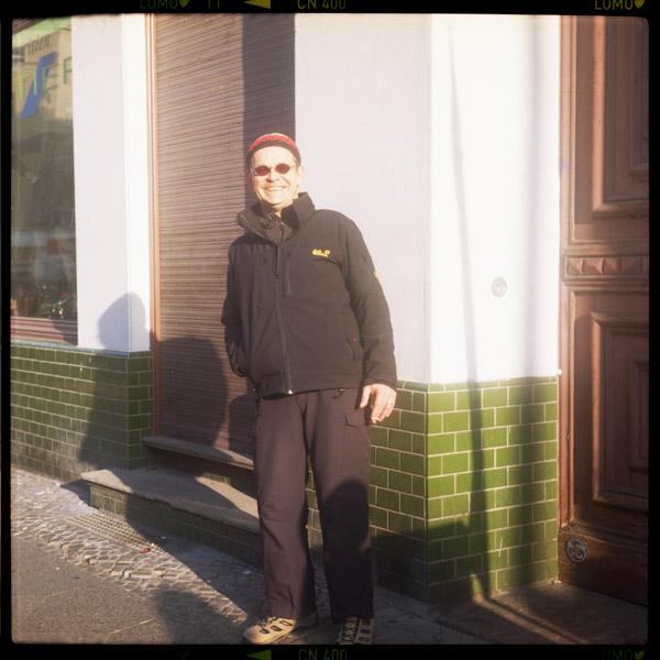 neukölln, gentrifizierung, benno - Pieces of Berlin - Book and Blog
