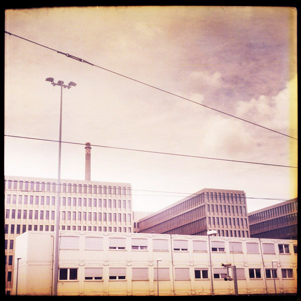 mitte, bnd, big brother, berlin - Pieces of Berlin - Book and Blog