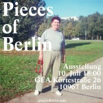 pieces of berlin exhibition @ gea waldviertler