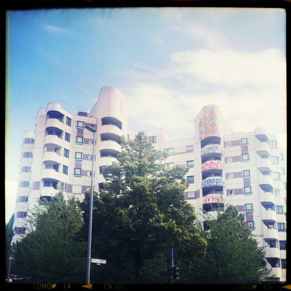 sightseeing, kreuzberg, kotti, berlin, architektur - Pieces of Berlin - Book and Blog