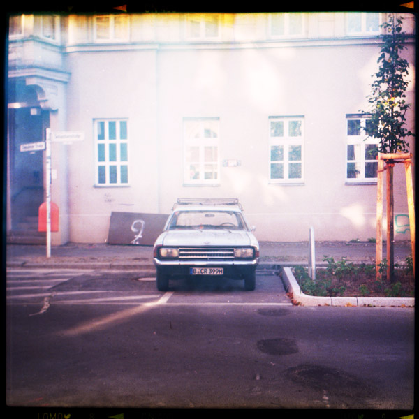 timeless, opel, kreuzberg, berlin - Pieces of Berlin - Book and Blog