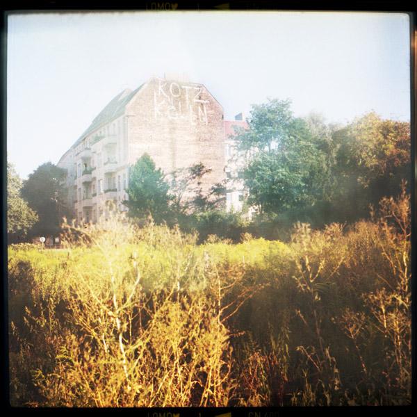 wasteland, neukölln, berlin - Pieces of Berlin - Book and Blog
