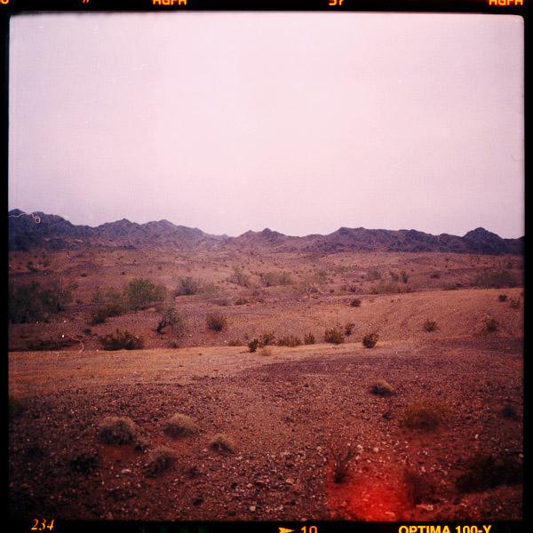 kalifornien, hi desert - Pieces of Berlin - Book and Blog