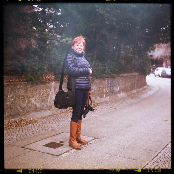 portrait, münchen, fotografIn, claudia, berlin, 66 - Pieces of Berlin - Book and Blog