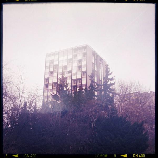 sightseeing, platte, hansaviertel - Pieces of Berlin - Book and Blog