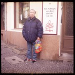 hartmut, arbeitslos, 55 - Pieces of Berlin - Book and Blog