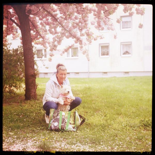 sabine, berlin, altenpflegerIn, 47 - Pieces of Berlin - Book and Blog
