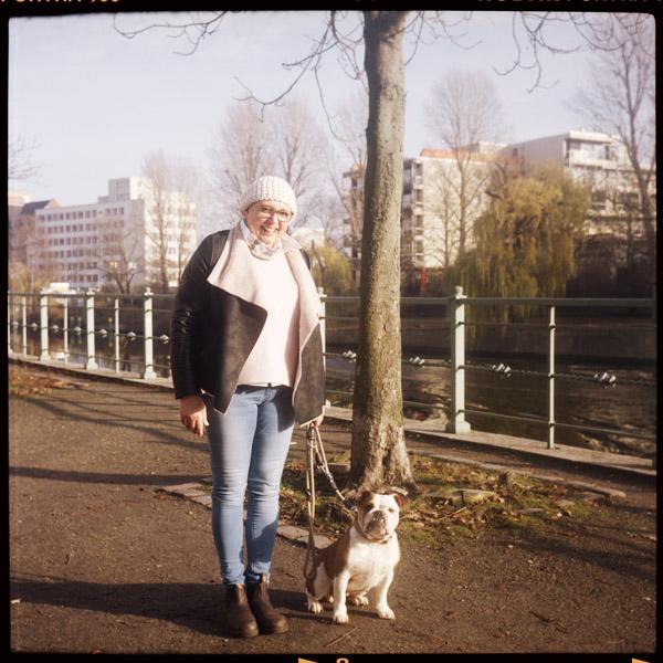 susanne, berlin, ärztIn, 49 - Pieces of Berlin - Book and Blog