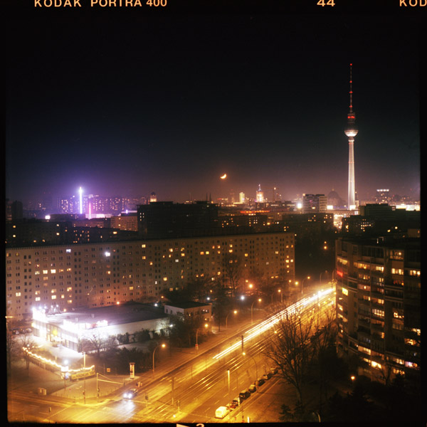 moon, mitte, berlin - Pieces of Berlin - Book and Blog