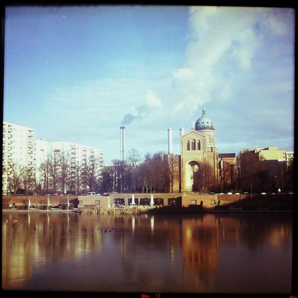 kreuzberg, engelbecken, berlin - Pieces of Berlin - Book and Blog