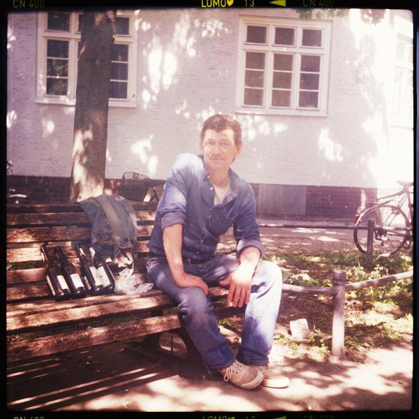 polen, dariusz, berlin, 54; malerIn - Pieces of Berlin - Book and Blog