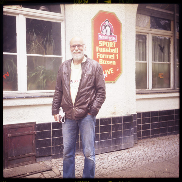 rentner, neukölln, henry, 64 - Pieces of Berlin - Book and Blog