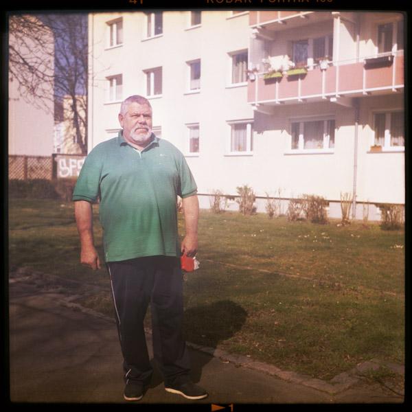 weissensee, rentnerIn, politik, manfred, 68 - Pieces of Berlin - Book and Blog