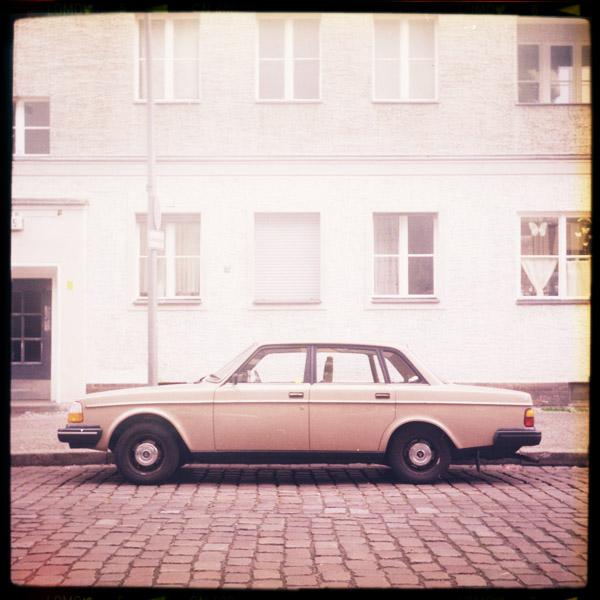 volvo, timeless, neukölln, berlin - Pieces of Berlin - Book and Blog