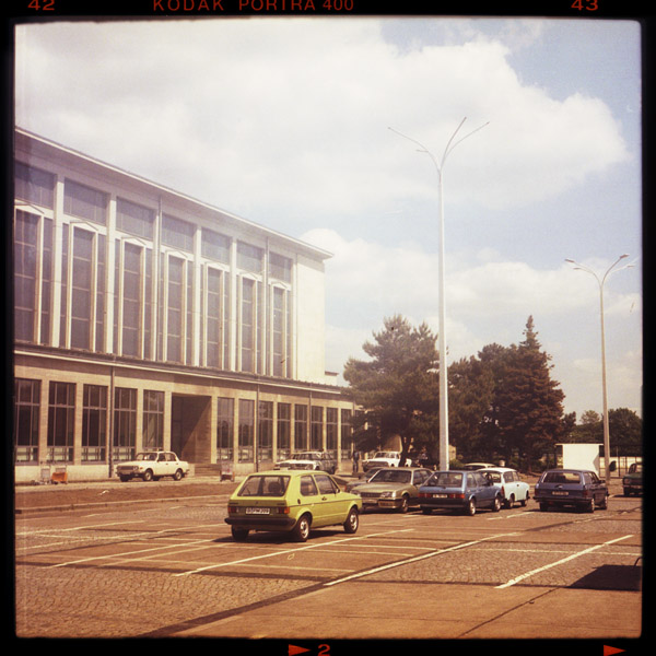 sportforum, hohenschönhausen, berlin - Pieces of Berlin - Book and Blog