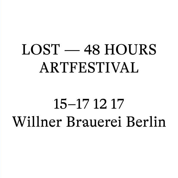willner brauerei, pankow, lost, festival - Pieces of Berlin - Book and Blog