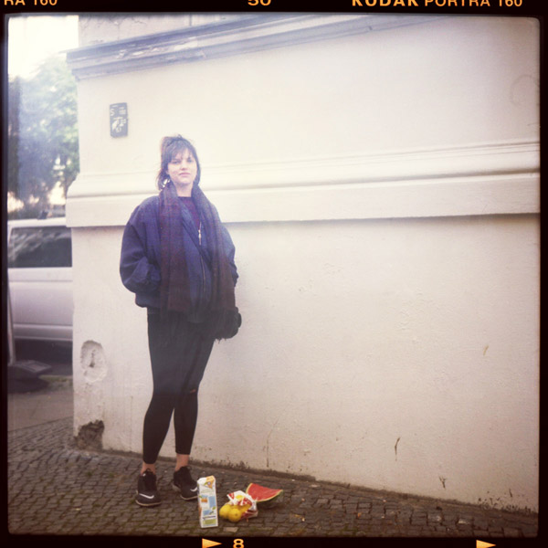 portrait, katja, finnland, bergmannkiez, 25 - Pieces of Berlin - Book and Blog