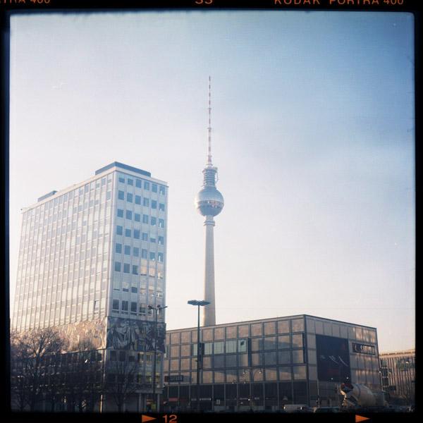 2017 Fernsehturm Berlin Alexanderplatz