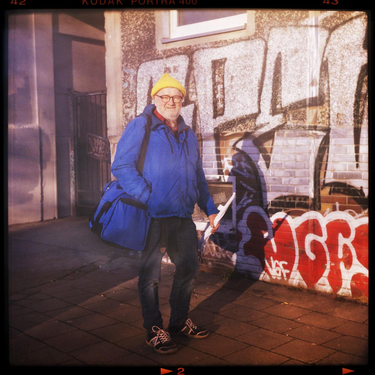 wilmersdorf, rolf, rentnerIn, mauer, kreuzberg, gentrifizierung, friedrichshain, 65 - Pieces of Berlin - Book and Blog
