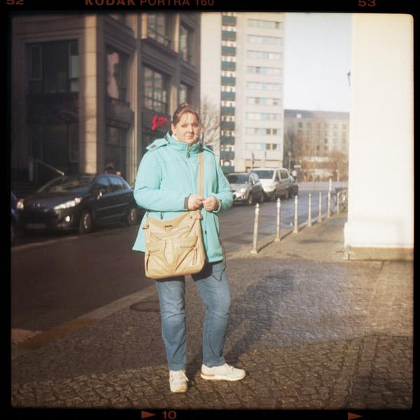 telefonistIn, portrait, peggy, lichtenberg, geschichte, friedrichshain, berlin, 44 - Pieces of Berlin - Book and Blog