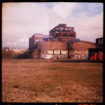 berlin bilder - a piece of wasteland XII