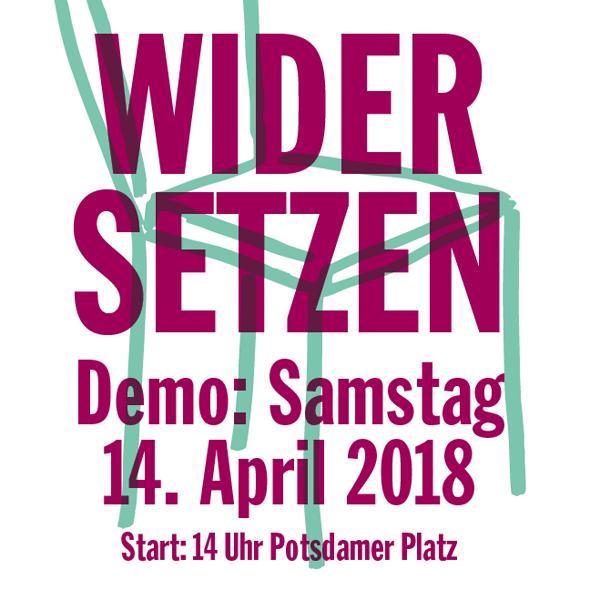 mietenwahnsinn, gentrifizierung, demo, berlin - Pieces of Berlin - Book and Blog