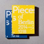 pieces of berlin 2014-2018 book