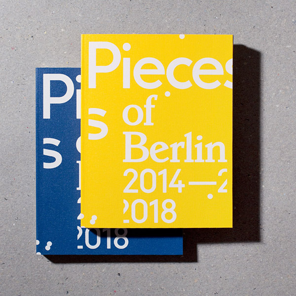 publishing, buch, book, berlin - Pieces of Berlin - Collection - Blog