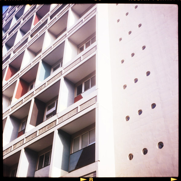 westend, le corbusier - Pieces of Berlin - Book and Blog