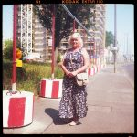 rentnerIn, gisela, 60 - Pieces of Berlin - Book and Blog