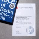 buch, award - Pieces of Berlin - Book and Blog