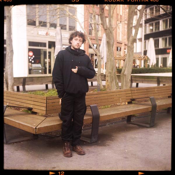 robert, obdachlos, mitte, berlin, 30 - Pieces of Berlin - Book and Blog
