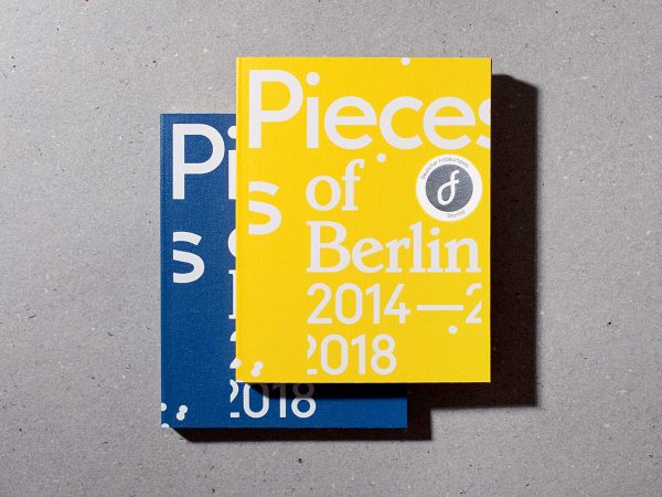 - Pieces of Berlin - Book and Blog