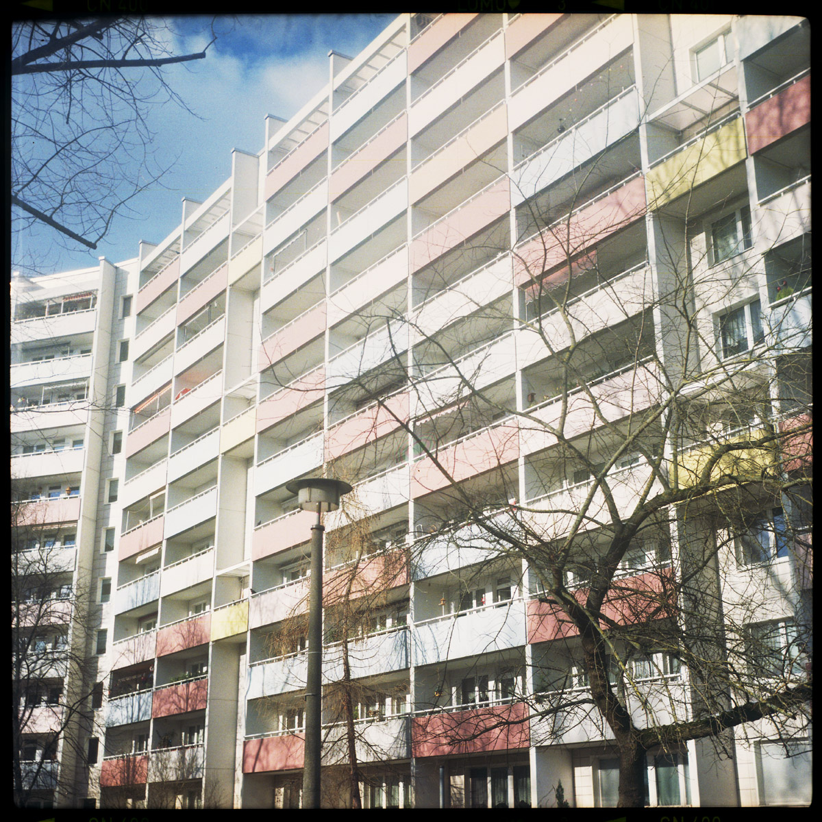 sightseeing, plattenbau, lichtenberg, berlin - Pieces of Berlin - Book and Blog