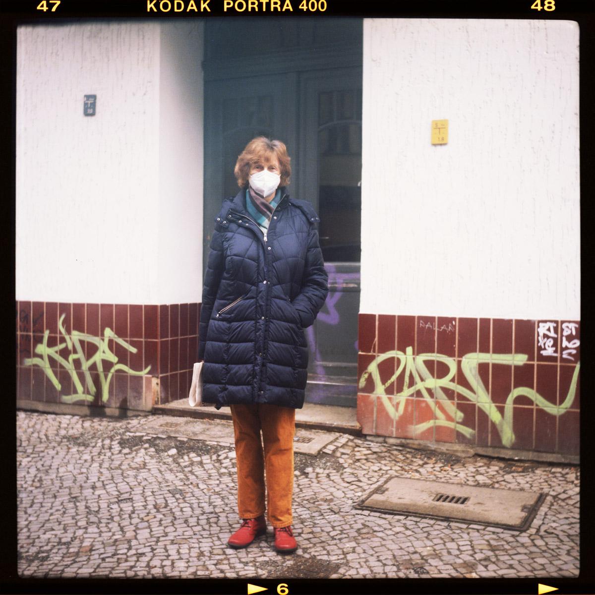 rixdorf, rentnerIn, mietendeckel, kordelia, corona, berlin, 79 - Pieces of Berlin - Book and Blog