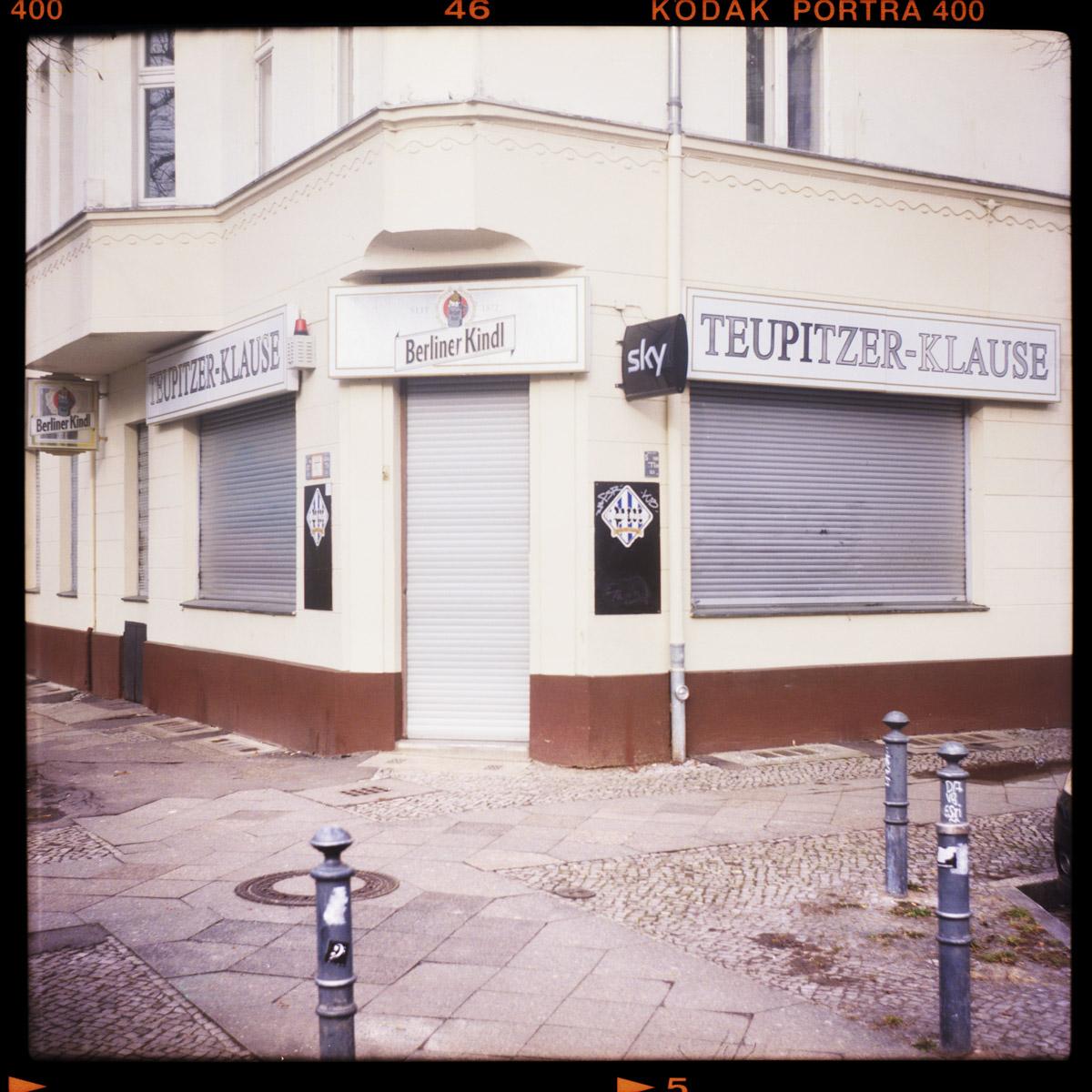 rixdorf, lockdown, kneipe, corona, berlin - Pieces of Berlin - Book and Blog