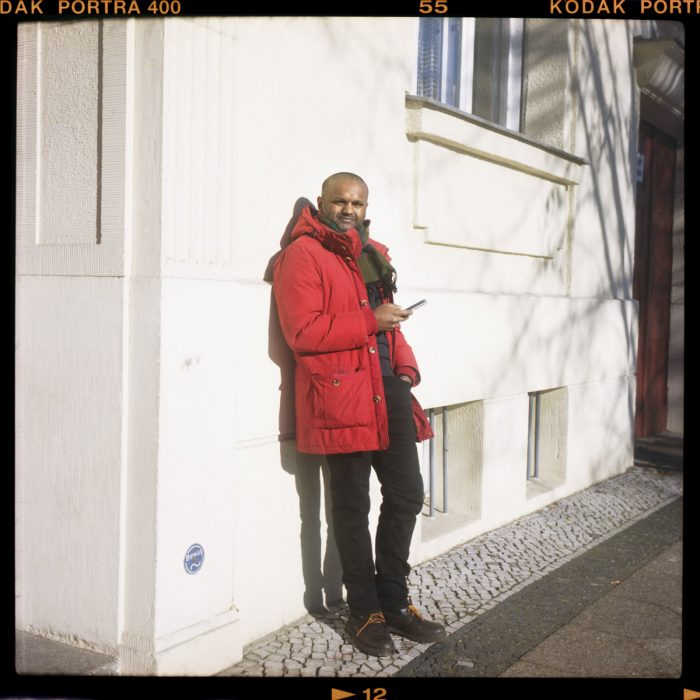 sri lanka, sandu, rixdorf, portrait, lehrerIn, corona, berlin, 32 - Pieces of Berlin - Book and Blog