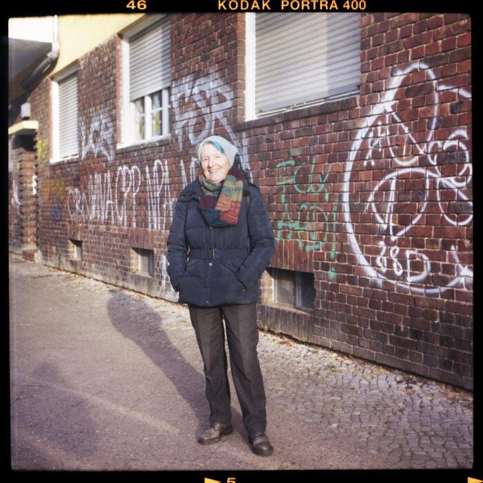 rixdorf, rentnerIn, neukölln, gropiusstadt, gisela, corona - Pieces of Berlin - Book and Blog